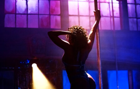 Workshop Pole & Striptease 31-10